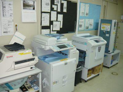 6月2日(火)から、印刷機、コピー機の利用を開始します☆